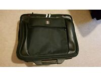 Swisgear carry on suitcase
