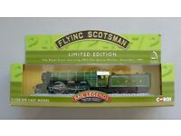 "Corgi ""Rail Legends"" Limited Edition Flying Scotsman"
