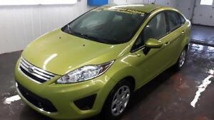 2012 Ford Fiesta FINANCEMENT BANCAIRE, 2 IEME, MAISON 100% ACCEP
