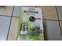 Mr. Magic 03694 Professional Nutrition Blender | 700 Watts | Smoothie Maker New in box