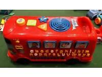 VTech baby playtime bus