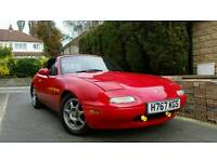 Mazda Mx5 EUNOS IMPORT 1.6 rust free. 87k miles giveaway price!!!