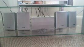 pioneer suround sound system
