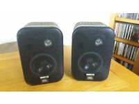 JBL Control 1 Speakers - Cost £100 New