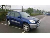 2003 Toyota rav4 2.0 diesel d4d gx