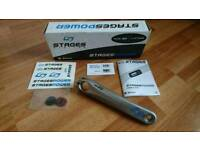 Stages 105 Power Meter. Crank size 175mm.