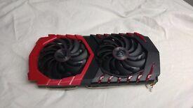 MSI Twin Frozr VI Cooler for GTX 1080 1070 1060 1050 1050Ti RX480 470 460