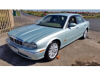 2003 53 JAGUAR XJ6 3.0 V6 SE AUTOMATIC ** ONLY 56000 MILES ** REAL NICE EXAMPLE **