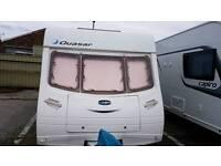 2005 Lunar Quasar 524 Touring Caravan