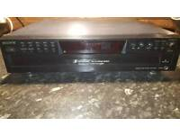 Sony 5cd changer in good used condition!working order!Can deliver or post!