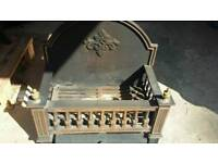 Fire Grate. Excellent condition. Used once only