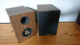 Cambridge SX50 speakers