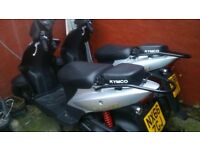 Kymco scooter 50cc.