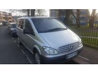 MERCEDES BENZ VITO COMPACT 6 SEATER SPORTIVE 2004 WITH LOW MILES 132K
