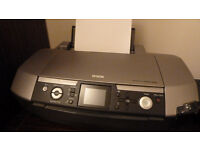 EPSON STYLUS R340 DIGITAL PHOTO INKJET PRINTER