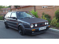 Volkswagen Golf GTI (16v) - 1990/H Reg + ROLL CAGE + LAST ELDERY OWNER FOR 13 YEARS + MASSIVE SPEC +