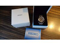 SEIKO BABY TUNA MONSTER DIVERS AUTOMATIC WATCH SRP229J MADE IN JAPAN J WATCH