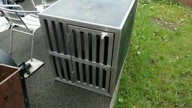 Dog cage from vw crafter £100 ono