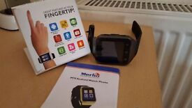 Merlin M70 smart android watch phone.