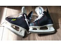 Super 201 Graf Ice hockey skates EU 38 UK 5 (Used)