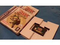 ZELDA THE MINISH CAP COMPLETE / PAY-PAL.
