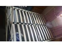Double bed frame brand new from Very