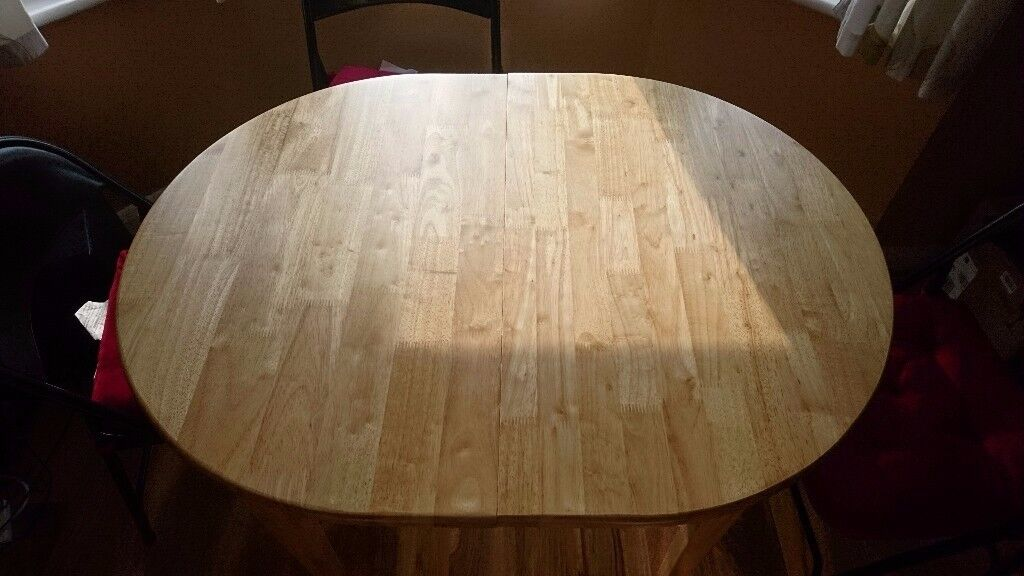 Two to Four person table
