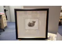 Bear – Brown Cub Framed Picture