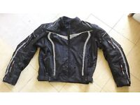 Motorbike Jacket, Trousers and Gloves
