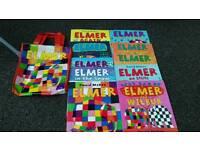 Elmer book collection
