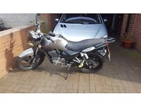 125cc zontes panther 63 plate