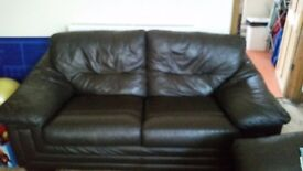 2 large sofa sets