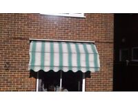 Patio Door Canopy Awnings for Sale