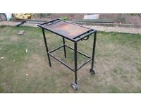 Home made tool trolley
