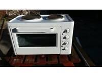 Baby belling oven