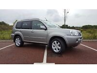 2006 nissan x trail columbia dci sat nav service history full mot with no advisories