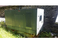 45kw Hertz generator contained within its own stainless steel housing