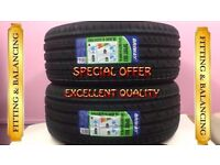 245/40ZR19 98W XL BRIWAY 2 TYRES INCLUDING FITTING BALANCING ONLY £110 NEW TYRES 2454019
