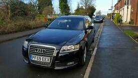 Audi A6 Avant, low miles and v good condition