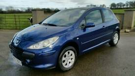 2006 Peugeot 307 1.6 S 3door Face lift model