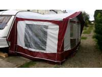 Bradcot Awning 810 Wine Colour
