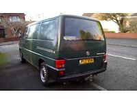 Volkswagen Transporter - 2.4 Diesel - Short Wheelbase - Tailgate - Lots of New Parts - VW T4