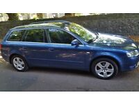 Audi A4 SE TDI ESTATE ,2owners from new fsh fabulous condition
