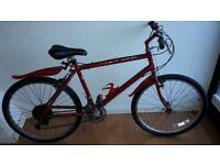 Vintage 1988 Cannondale SM700 Mountain Bike - 20 inch Frame size
