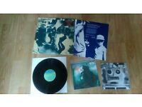 "bivouac - tuber LP + bonus 10"" plus 2 x 7"" limited edition"