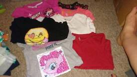 Girls 5-6 years clothes