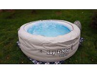 Lay-Z-Spa lazy spa hot tub