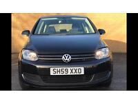 Stunning Low Mileage Volkswagen Golf Plus 1.4