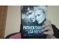 HERE I HAVE PATRICK SWAZEYS BIOGRAPHY WITH HIS WIFE LISA