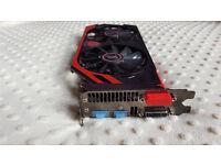 Nvidia MSI Gtx 780Ti Graphic Video Card (Faster than Gtx 970!!!)